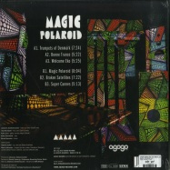 Back View : Onom Agemo And The Disco Jumpers - MAGIC POLAROID (LP + MP3) - Agogo / AR115VL / 171011