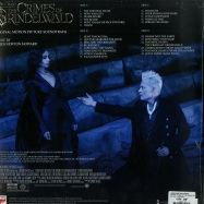 Back View : James Newton Howard - FANTASTIC BEASTS: THE CRIMES OF GRINDELWALD O.S.T. (2LP) - Sony Music / 19075903021