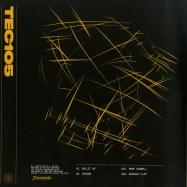 Back View : Walton - INSIDE EP - Tectonic / TEC105