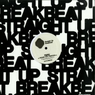 Back View : Fanu - 12-BIT / DRUMS FOR FREEDOM - Straight Up Breakbeat / SUBB004
