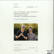 Back View : Thomas Morgan / Bill Frise - EPISTROPHY (2LP) - ECM Records / 7739824