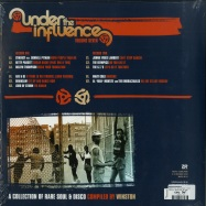 Back View : Various Artists - UNDER THE INFLUENCE 7 (2LP) - Z Records / ZEDDLP046 / 05176061
