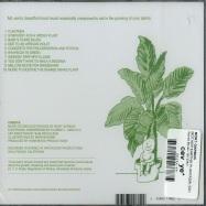 Back View : Mort Garson - MOTHER EARTHS PLANTASIA (CD) - Sacred Bones / 00133421