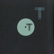 Back View : Howl Ensemble - BE PUNK AS FUCK EP (COLOURED VINYL) - Turquoise Blue / TQR022V