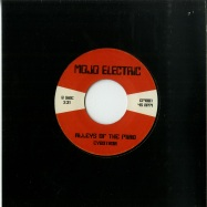 Back View : Cybotron - CLEAR / ALLEYS OF YOUR MIND (7 INCH) - Electric Mojo / EM001