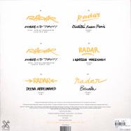 Back View : Domenico Torti ft. Afrika Bambaataa - RADAR - Ed Banger / ED116