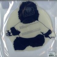 Back View : Air - SEXY BOY (10 INCH SHAPE DISC) - Warner / 190295700195