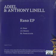 Back View : Adiel & Anthony Linell - RASO - Danza Tribale / DNZT 007