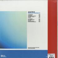 Back View : Jonas Munk - MINIMUM RESISTANCE (LTD RED LP + MP3) - Azure Vista / VISTA009LP / 00138912