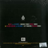 Back View : BCEE / Villem & McLeod - EP (10 INCH) - Spdearhead / Spear103