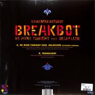 Back View : Breakbot - BE MINE - Ed Banger, Because Music / BEC5676049