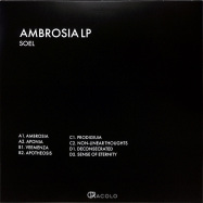 Back View : Soel - AMBROSIA (2X12) - Oracolo / OR001