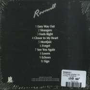 Back View : Roosevelt - POLYDANS (DIGIPAK, CD) - City Slang / SLANG50318
