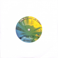Back View : 7 Samurai - FAVELA GYAL (7 INCH) - Poets Club Records / PCR049