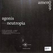 Back View : Agonis - NEUTROPIA (LP) - Amenthia Recordings / Amen009