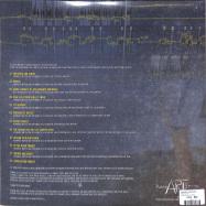 Back View : Anthony Nicholson - FOUR (3LP) - Deepartsounds / DAS006LP