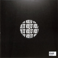 Back View : IMOGEN & Ben Pest - VOLTS (BLACK VINYL / REPRESS) - Earwiggle / EAR029RP