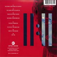 Back View : Cliff Dalton - RISE OF THE ROBOT MAN (LP) - Specimen / SPEC021