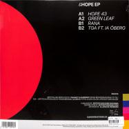 Back View : Frankey & Sandrino - &HOPE EP (RED COLOURED VINYL) - Sum Over Histories / SOH015