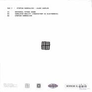 Back View : Dax J - UTOPIAN SURREALISM - ALBUM SAMPLER - Monnom Black / MONNOM025