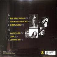 Back View : Louisette - LOUISETTE (LTD YELLOW LP) - BLP Records / BLP018