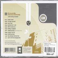 Back View : Frank Martiniq - LITTLE FLUFFY CROWDS (CD) - Boxer 026 CD