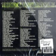 100 X HARDSTYLE 2 (2CD)