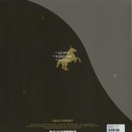 Back View : Willie Graff & Tuccillo - POSEIDONIA - Circus Company / CCS058