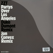 Back View : ZZT (Zombie Nation) - PARTYS OVER LOS ANGELES (DUKE DUMONT RMX) - Turbo  / Turbo112