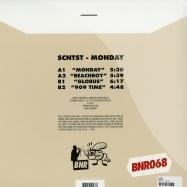 Back View : SCNTST - MONDAY - Boys Noize / BNR068