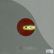 Back View : Riccardo Rizza - I M LIEBE (TIGER STRIPES, ORANGE MUSE RMXS) - Colourful Recordings  / Colour005