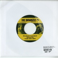 Back View : Brisa Roche Feat. Lone Ranger - JAMAICAN BOY / DUB VERSION  (7 INCH) - The Bombist Officials!!! / bb01 / bb02