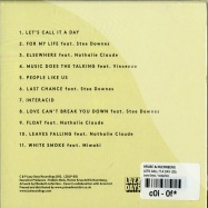 LETS CALL IT A DAY (CD)