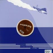 Back View : Galarude - CERO (ORIGINAL & DJ HARVEY RMX) - Internasjonal / INT023GAL1