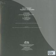 Back View : Kamran Sadeghi - TOGETHER WE BREATHE (2X12INCH, VINLY ONLY) - All Inn Records / ALLINN0223