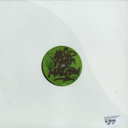 Back View : Paul Birken feat. Blawan, Truss & Bas Mooy - ACID YOUTH OF MALIBU REMIXES - Earwiggle / EAR006