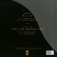 Back View : Ender & Stiletti-Ana - P.L.I.H / I GOT THE MASTER UNIT - Seahorse & Castle / SC005