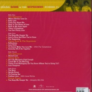 Back View : Diana Ross & The Supremes - NO. 1 S (2X12 LP, 180G) - Music On Vinyl / movlp1336