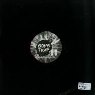 Back View : Various Artists - BOMB-O-MATIC ANTHEM MIXES (MARBLED VINYL) - Bombtrap / Bomb11