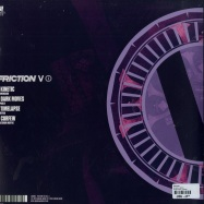 Back View : Friction - VS VOL. 3 (2X12 PICTURE VINYL) - Shogun Audio / SHA092