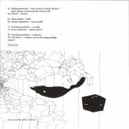 Back View : V/A (Philipp Gorbachev, K-Hand, Nina Kraviz, Barcode Population, Roma Zuckerman, Vladimir Dubyshkin) - IVAN, COME ON, UNLOCK THE BOX (2X12 INCH) - TRIP / TRP004
