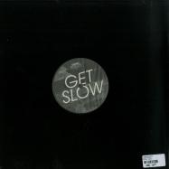 Back View : Christian Vance - CARPATHIA EP - Get Slow / GSR006