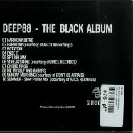 THE BLACK ALBUM (CD)