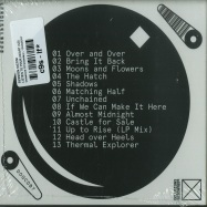 Back View : Session Victim - LISTEN TO YOUR HEART (CD) - Delusions Of Grandeur / DOGCD07