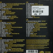 Back View : Various Artist - AGE OF LOVE 10 YEARS (5XCD) - 541 LABEL  / 541709cd