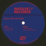 Back View : Blicz - NEW DOCTRINE EP - Involve Records / inv021