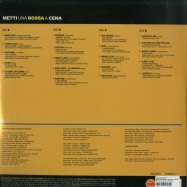 Back View : Various Artists - METTI UNA BOSSA A CENA VOL.1 (2X12 LP) - Schema Easy Series / SCEB906LP