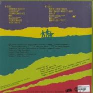 Back View : Definitivos - COURTRAI MODERN: DEFINITE DEFINITIVOS (LP) - Mayway Records / MAYWAY005LP