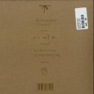 Back View : Alexander Scharf - NUR MIT DIR (7 INCH) - Luettje Luise / LUEL007