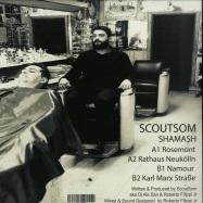Back View : Scoutsom - SHAMASH EP - Scoutsom / Scoutsom001